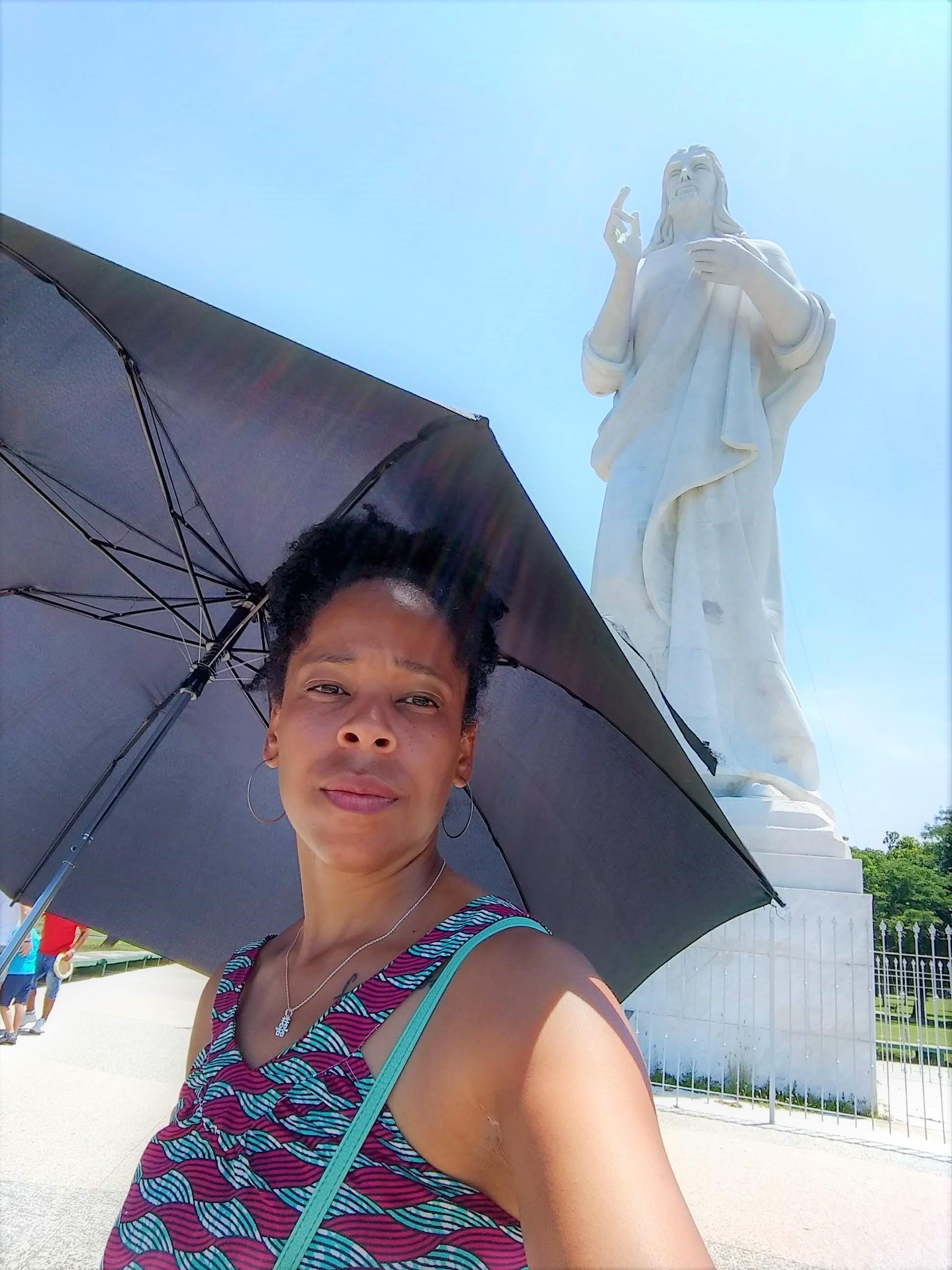 Christ of Havana statue