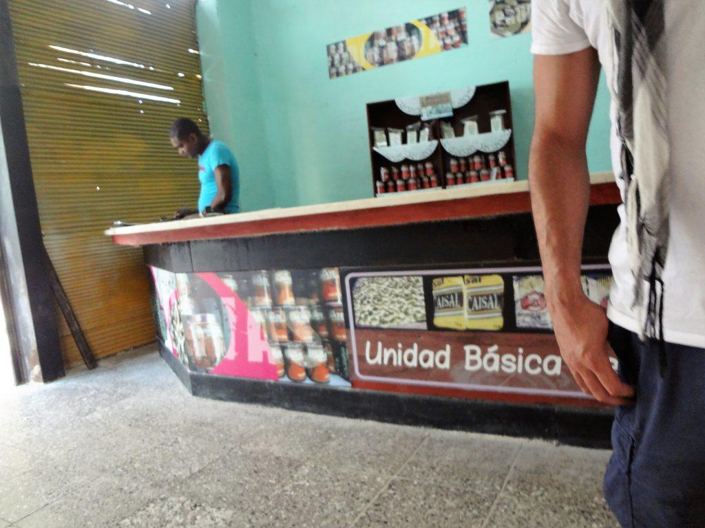 Cuban Ration Store