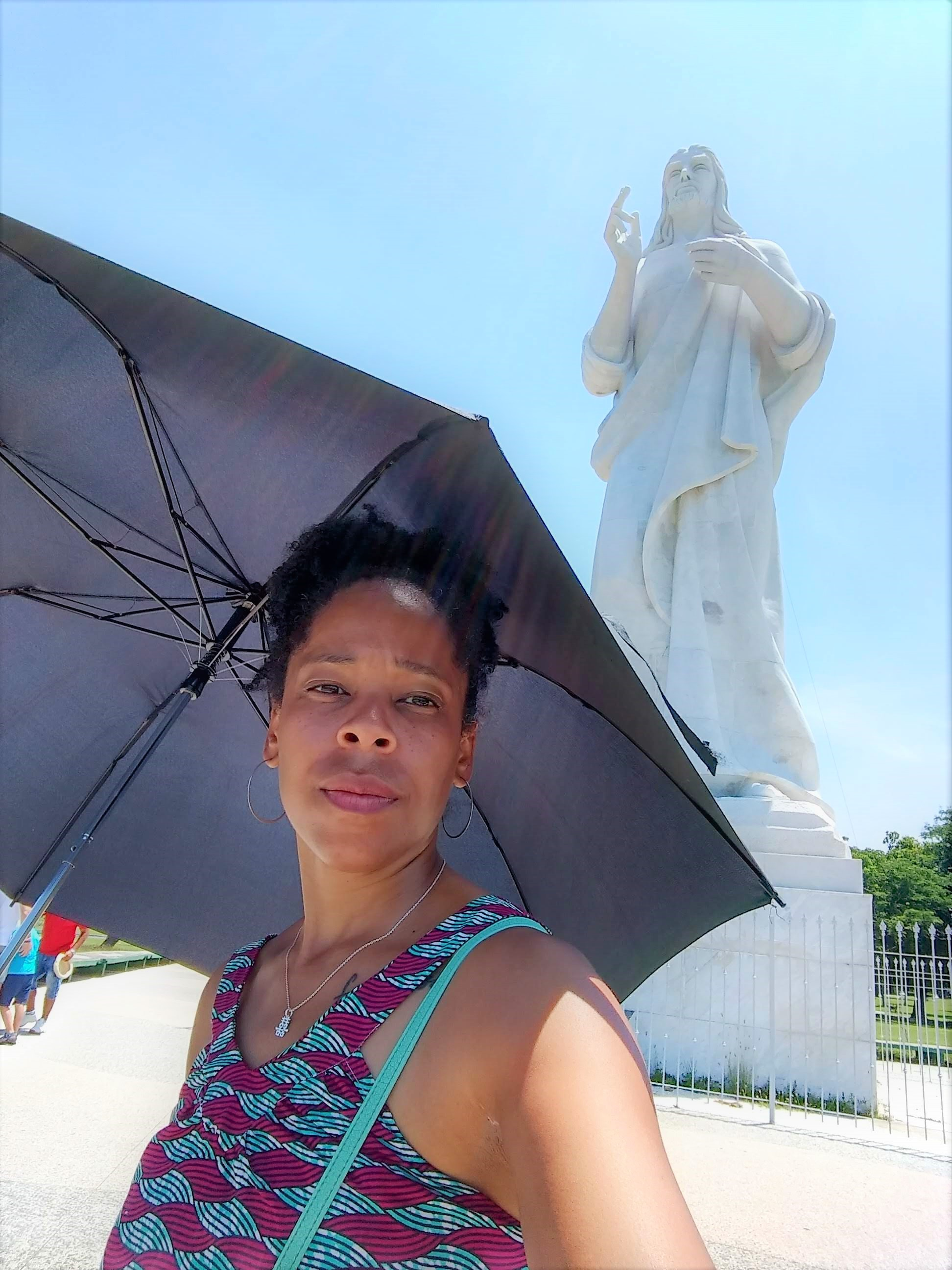 Christ of Havana statue